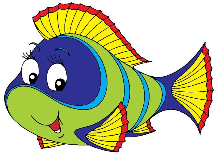 Fish Clip Art--2