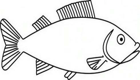 Fish Clipart--1