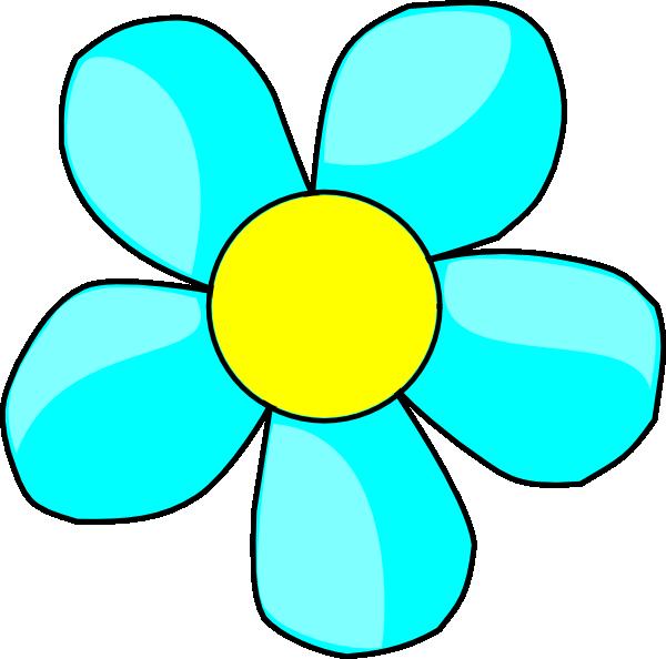 Flower Clip Art--6