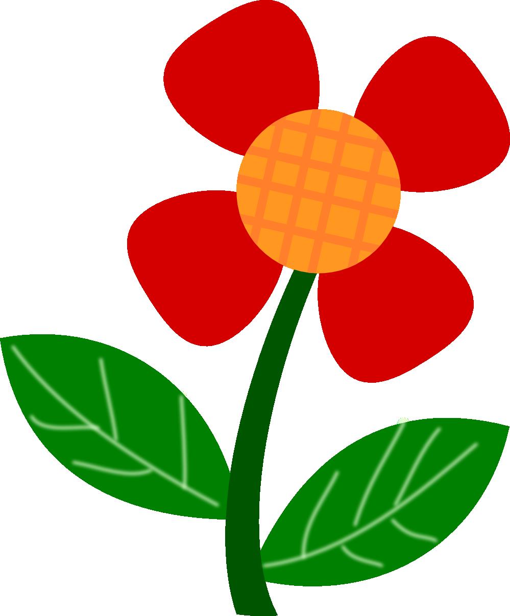 Flower Clip Art--11