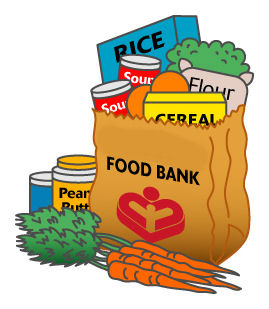 Food Drive Clipart--1