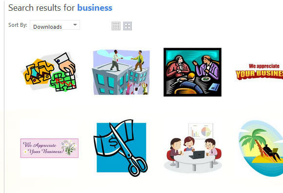 Business Clipart For Presentations