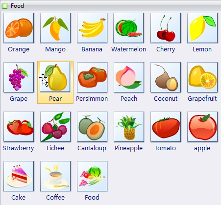 - Free Food Clipart