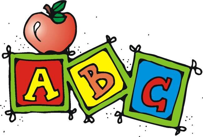 Free Preschool Clip Art--1