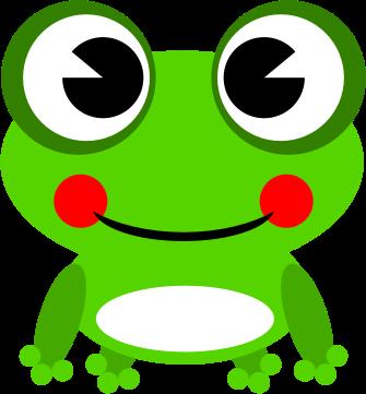 Frogs Clip Art--15