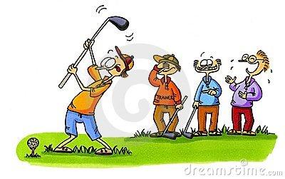 - Funny Golf Clip Art