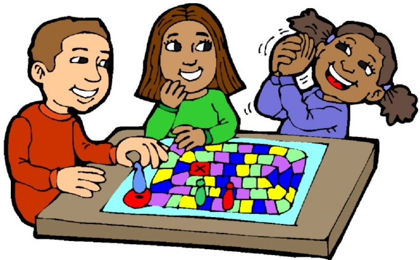 Game Night Clip Art