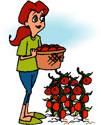 Gardener Clipart