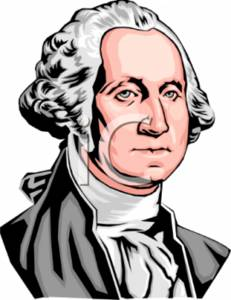 George Washington Clip Art--14