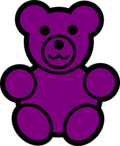 Gummy Bear Clipart--0