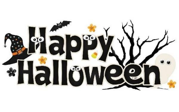 Halloween Clipart--1