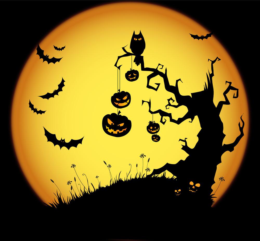 Halloween Clips--0