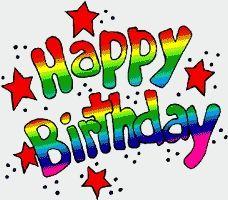 Happy Birthday Clipart--0
