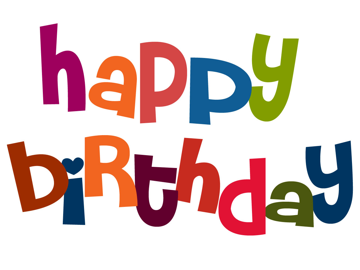 Happy Birthday Clips--11
