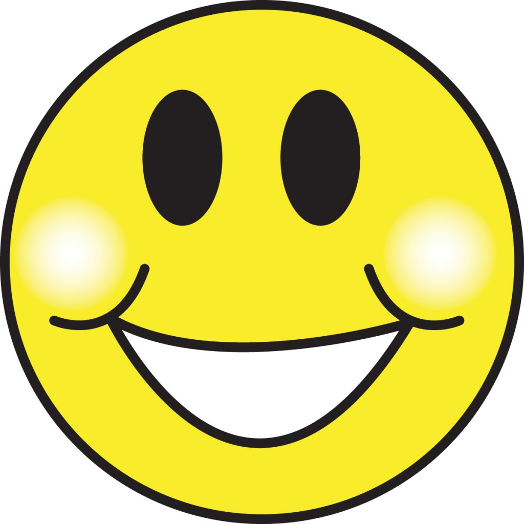 Happy Face Clipart--1