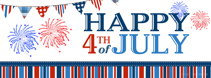 Happy Fourth Of July Clipart--0