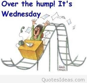 Happy Hump Day Clip Art--1