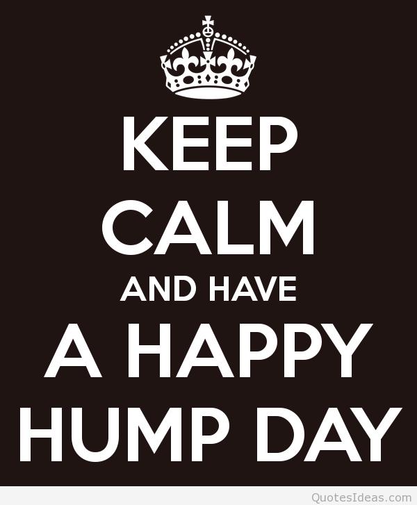 Happy Hump Day Clip Art--2