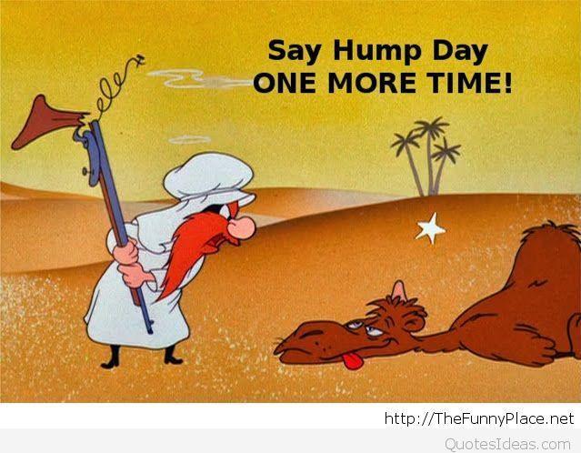 Happy Hump Day Clip Art--3
