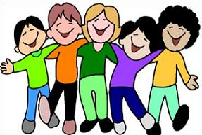 Happy People Clipart--0