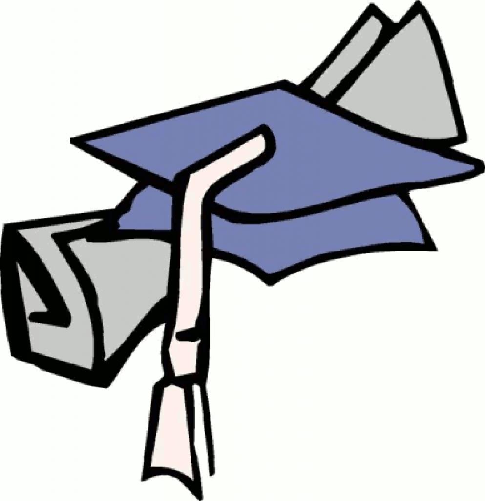 High School Graduation Clipart--8