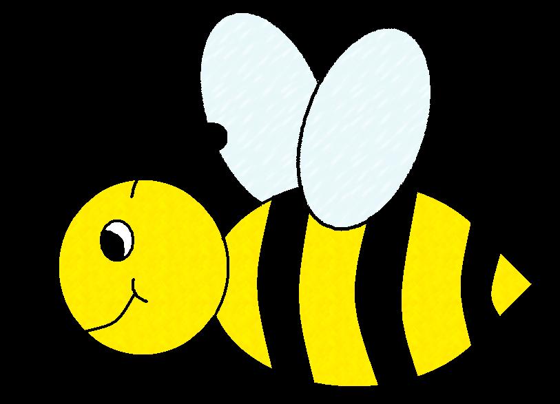 Honeybee Clipart--11