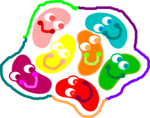 Jelly Bean Clipart--14