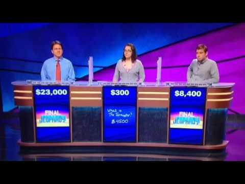 Jeopardy Clip--4
