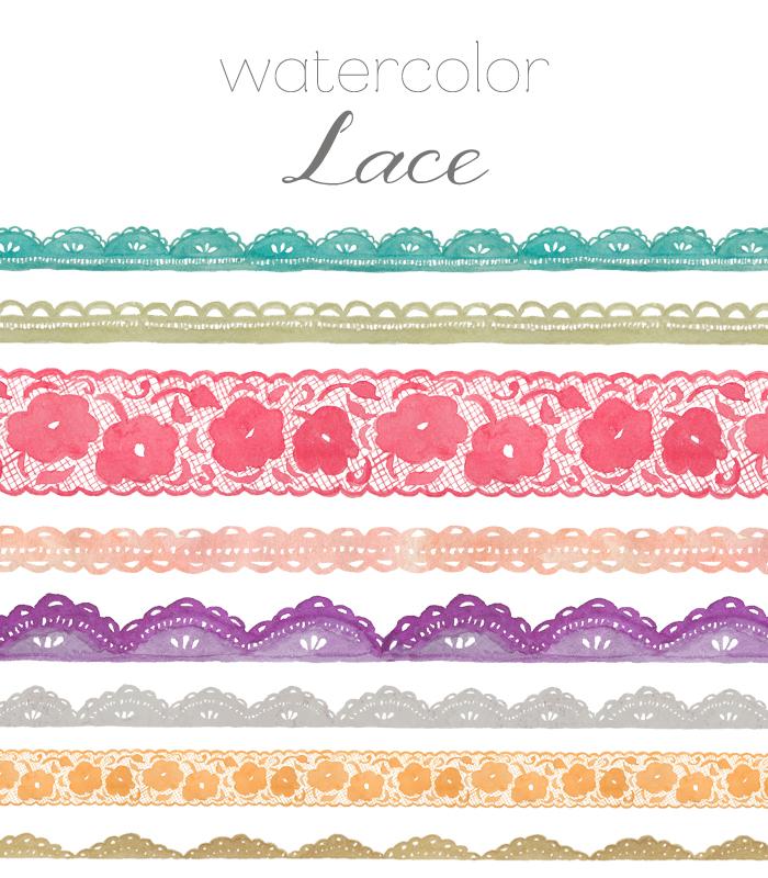 Lace Clip Art