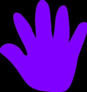 Left Hand Clip Art--0