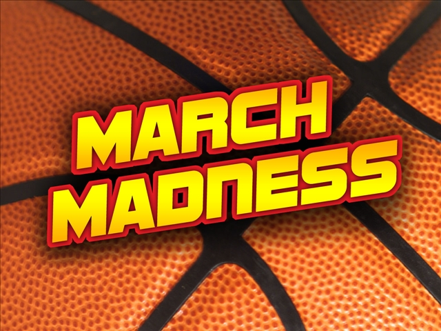 March Madness Clipart--1
