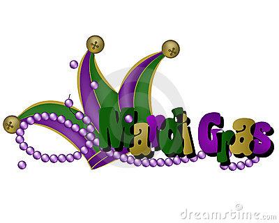 Mardi Gras Clip Art
