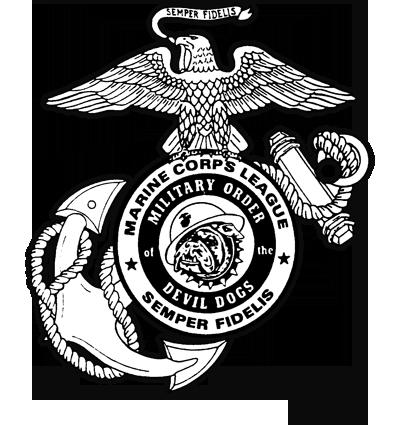 Marine Corps Emblem Clip Art--1