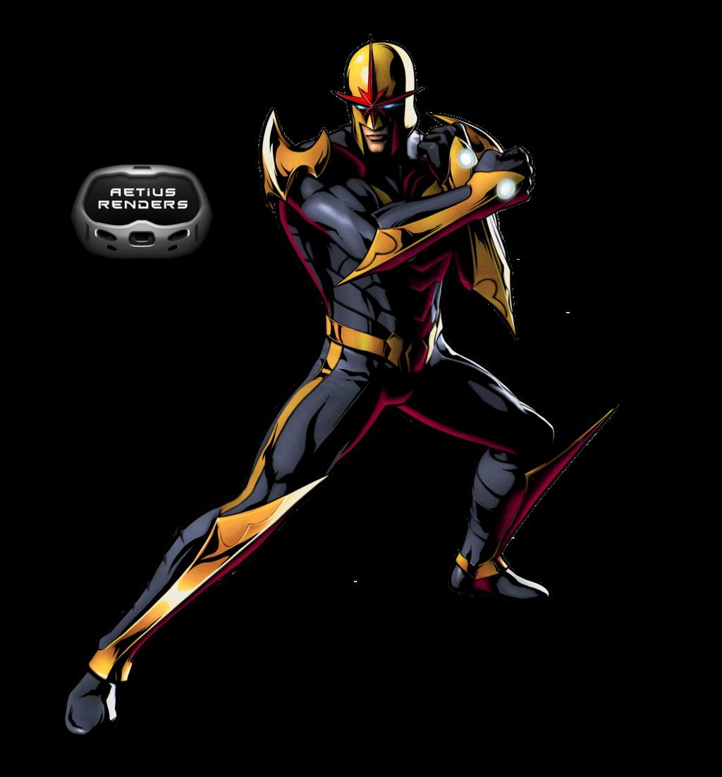 Marvel Clip Art