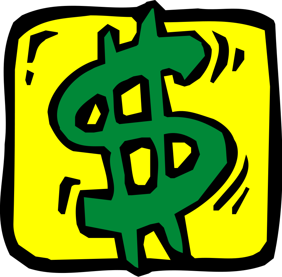 Money Clipart--5