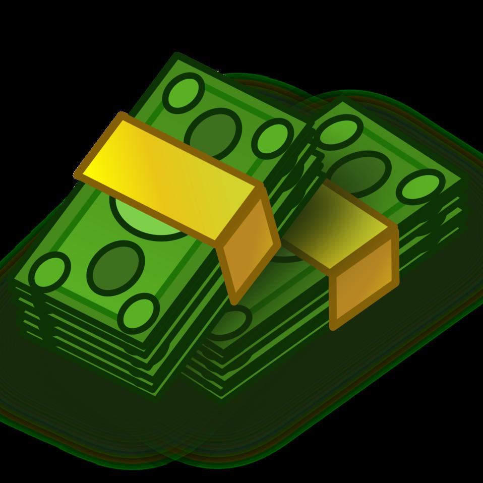 Money Clipart--3