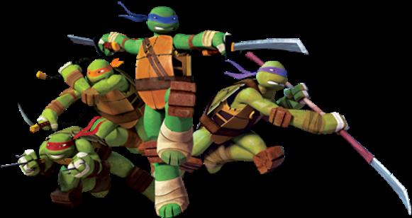 Ninja Turtles Font u0026middo
