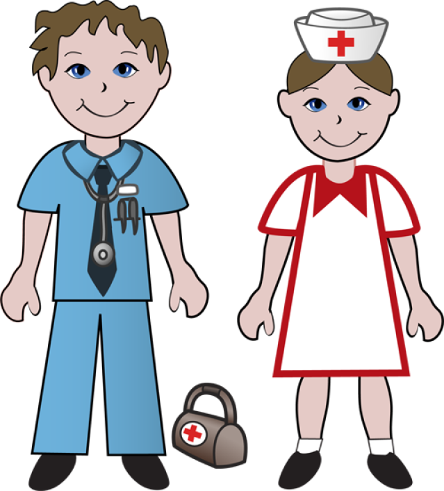 Nurse Images Clip Art--0