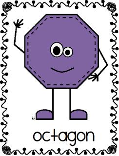 Octagon Clipart