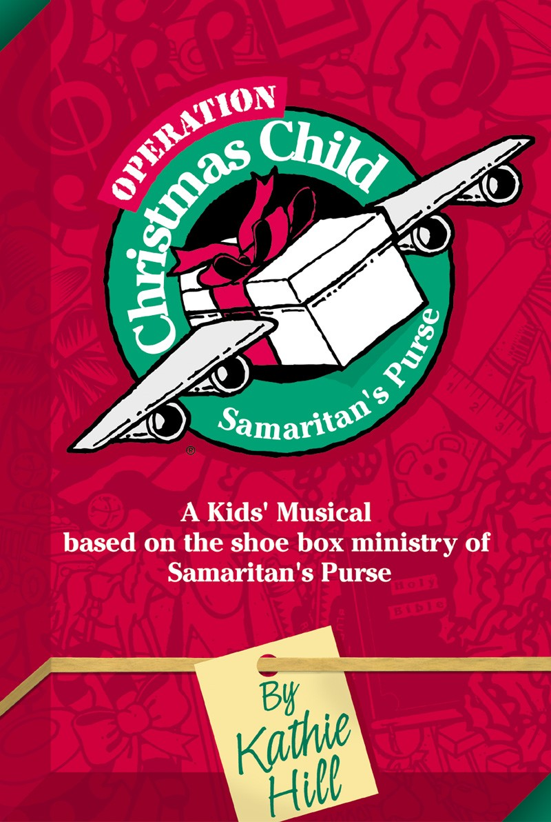 - Operation Christmas Child Clipart