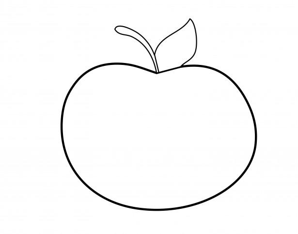 Outline Clip Art--9