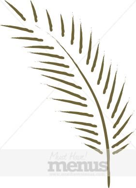Palm Branch Clip Art