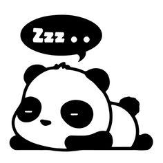 Panda Clip Art--0