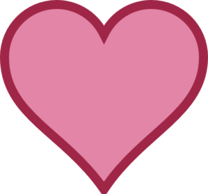 Picture Of A Heart Clipart--0