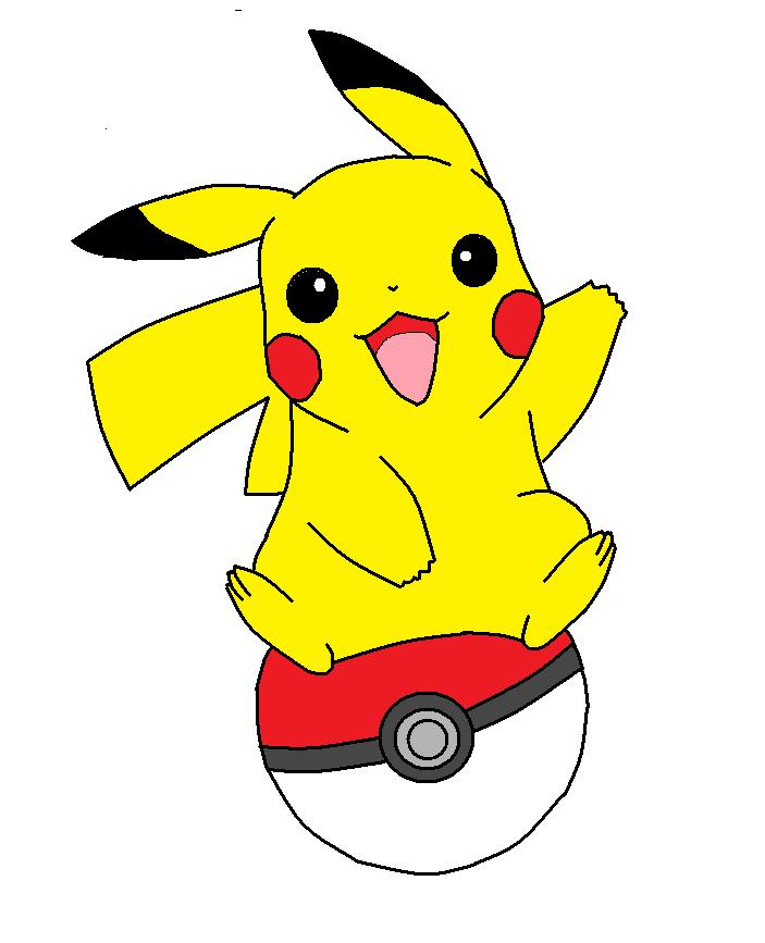 Pikachu Clipart