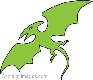 - Pterodactyl Clipart