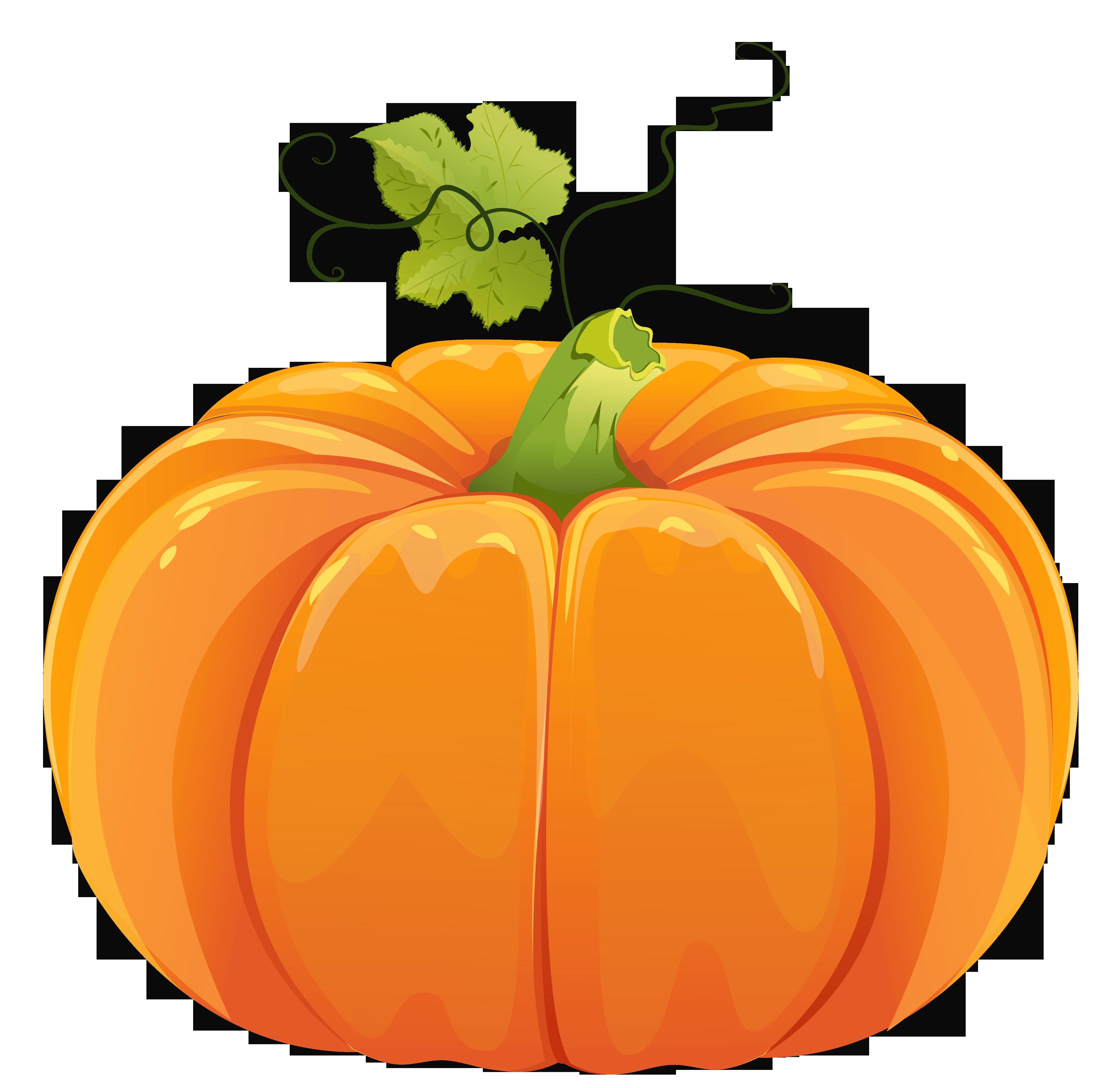 Pumpkin Clip Art--1