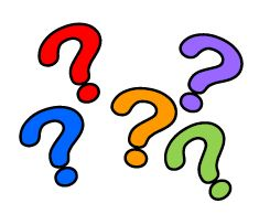 Question Clip Art--0