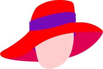 Red Hat Clip Art--1