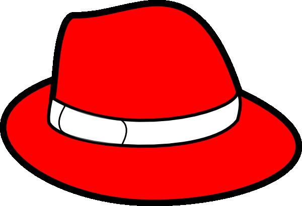 Red Hat Clip Art--2